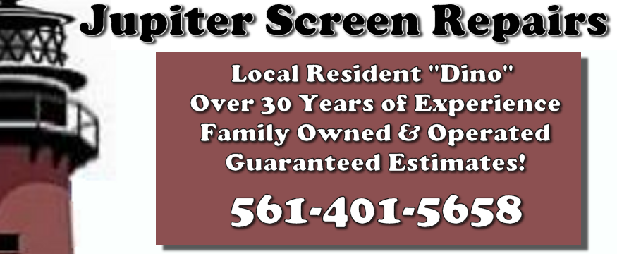 Jupiter Screen Repairs U2013 Sreen Repairs In Jupiter, Florida Dba Palm Beach  Gardens Screen Repairs