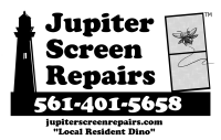 Jupiter Screen Repairs